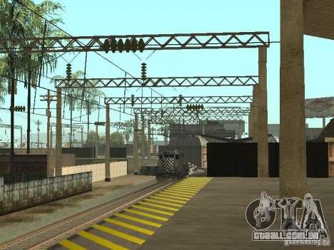 Entrar em contato com a rede 2 para GTA San Andreas terceira tela