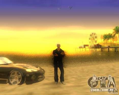 Modificação gráfica global para GTA San Andreas sexta tela