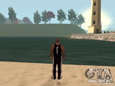 Escolher qualquer clima para GTA San Andreas sexta tela