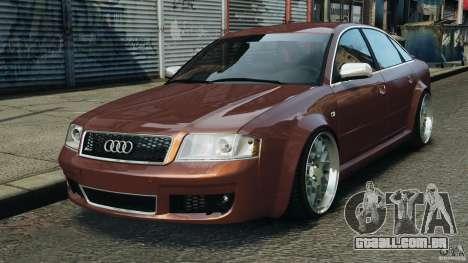 Audi RS6 2003 para GTA 4