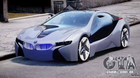 BMW Vision Efficient Dynamics v1.1 para GTA 4