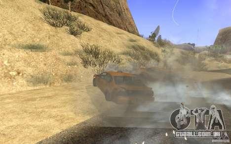 Fix Auto como no Mafia 2 (v 1.2) para GTA San Andreas terceira tela