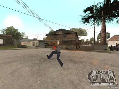 Awesome .IFP V3 para GTA San Andreas terceira tela