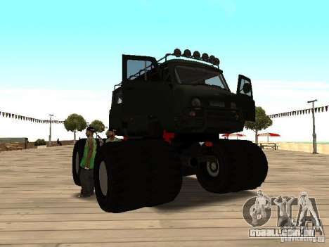 Uaz Monster para GTA San Andreas