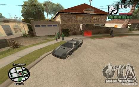 New CJs House para GTA San Andreas