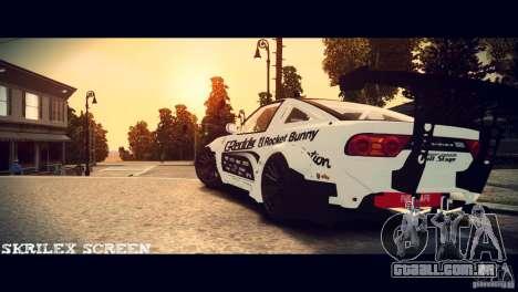 Nissan 380sx BenSpora para GTA 4 esquerda vista