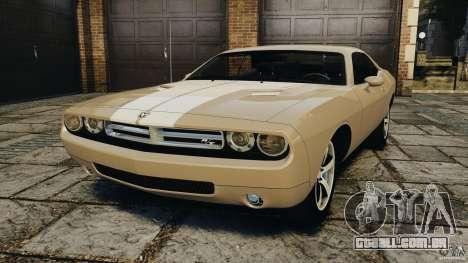 Dodge Challenger Concept 2006 para GTA 4