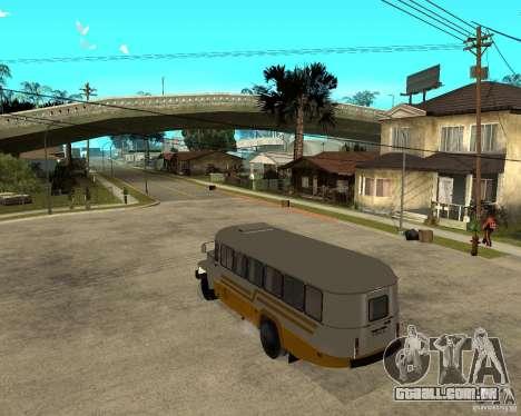 Pequeno KAVZ-39765 para GTA San Andreas