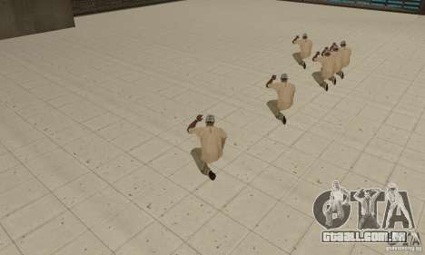 Um monte de CJ para GTA San Andreas terceira tela