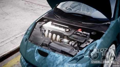 Toyota Celica Tuned 2001 v1.0 para GTA 4 vista lateral
