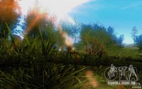 Behind Space Of Realities 2013 para GTA San Andreas por diante tela