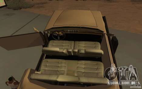 New Feltzer para GTA San Andreas vista direita