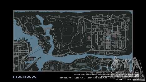 HUD by Neo40131 para GTA San Andreas quinto tela