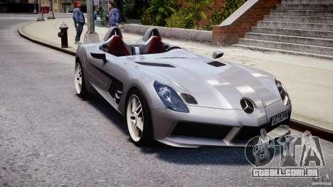 Mercedes-Benz SLR McLaren Stirling Moss [EPM] para GTA 4