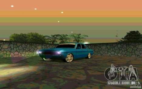 GÁS 24 v 1.0 para GTA San Andreas