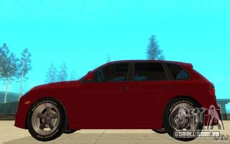 Wheel Mod Paket para GTA San Andreas quinto tela
