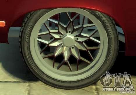 AMC Matador para GTA 4 vista lateral