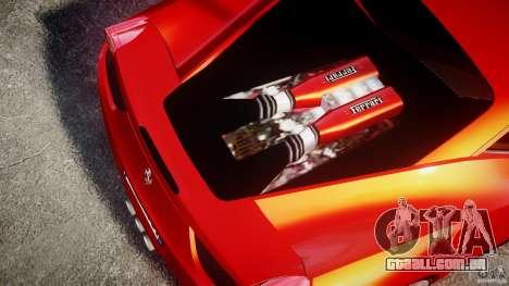 Ferrari 458 Italia Dub Edition para GTA 4 vista direita