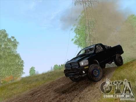Dodge Ram Trophy Truck para GTA San Andreas