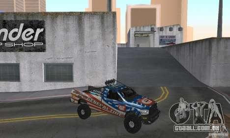 Dodge Power Wagon Paintjobs Pack 2 para GTA San Andreas vista direita