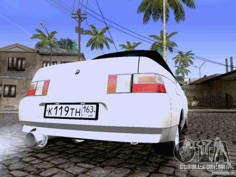 LADA 21103 Maxi para GTA San Andreas vista direita