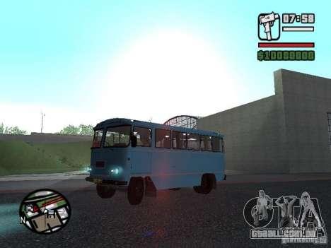Chernigov SYD-03 para GTA San Andreas esquerda vista