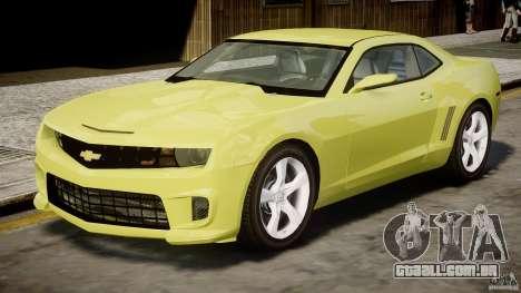 Chevrolet Camaro SS 2009 v2.0 para GTA 4 esquerda vista