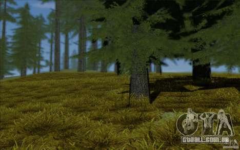 Behind Space Of Realities 2013 para GTA San Andreas quinto tela