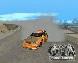Tratamento Mod para SA: MP para GTA San Andreas terceira tela