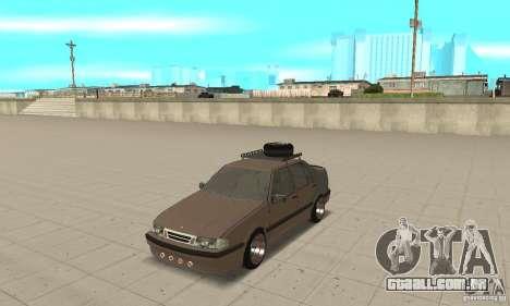 Saab 9000 GT Drifting 1998 para GTA San Andreas