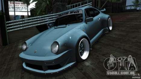 Porsche 911 Turbo RWB DS para GTA San Andreas