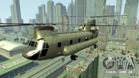 CH-47 para GTA 4