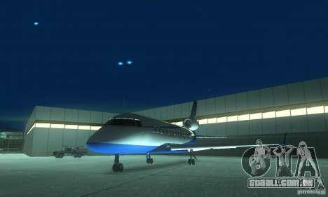 Blue Ghawar para GTA San Andreas