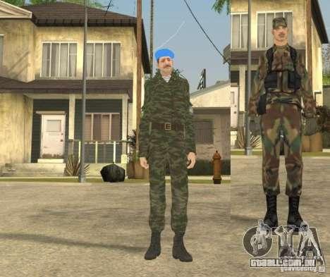 VDVšnik para GTA San Andreas
