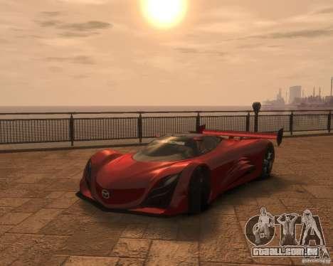 Mazda Furai para GTA 4