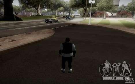 StreamMemFix2.2 para GTA San Andreas por diante tela