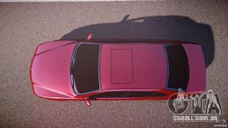 BMW M5 E39 Hamann [Beta] para GTA 4 vista direita