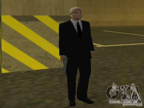 Os guarda-costas para GTA San Andreas