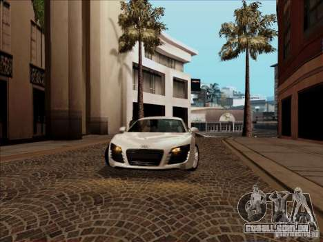 ENBSeries para GTA San Andreas nono tela