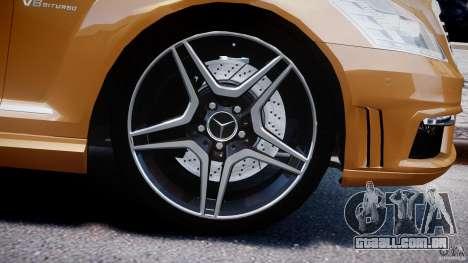 Mercedes-Benz S63 AMG [Final] para GTA 4 motor