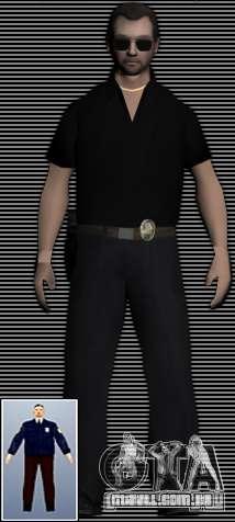 New FBI Agents para GTA San Andreas segunda tela