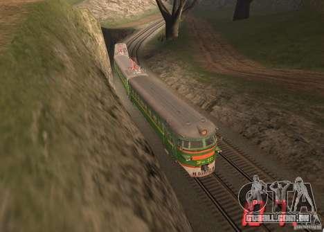 Velocímetro digital para GTA San Andreas terceira tela