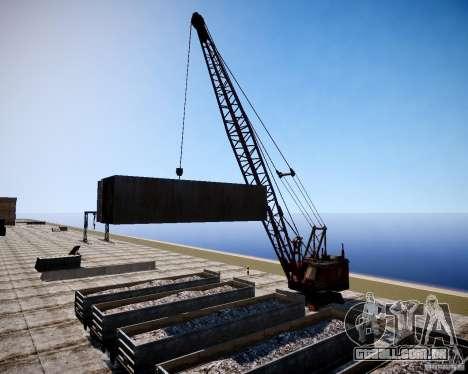 LC Crash Test Center para GTA 4 quinto tela