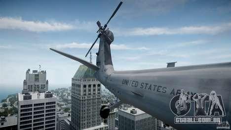 HH-60G Pavehawk para GTA 4 vista direita