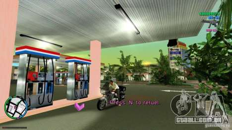 Gta IV Style 3D Marker para GTA Vice City terceira tela