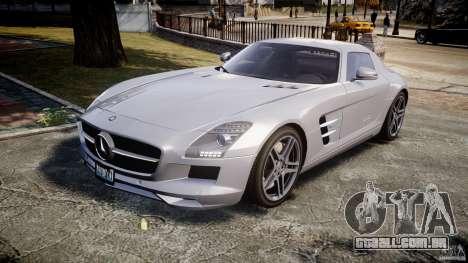 Mercedes-Benz SLS AMG 2010 [EPM] para GTA 4 esquerda vista