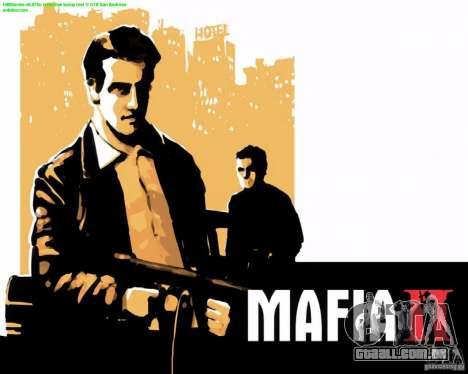 Telas de carregamento de Mafia 2 para GTA San Andreas sétima tela