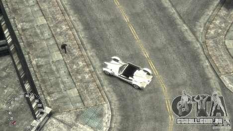 Ibis Formula GT para GTA 4 vista interior