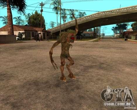 Cidadela (Anticitizen um) para GTA San Andreas segunda tela