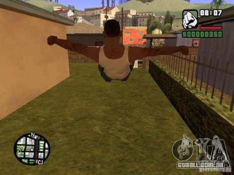 ACRO Style mod by ACID para GTA San Andreas sétima tela
